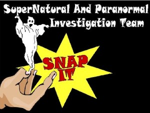 SNAPIT SuperNatural and Paranormal Investigation Team