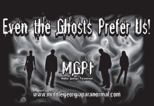 Middle Georgia Paranormal Investigations