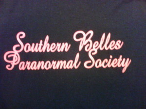 southerns belle paranormal society