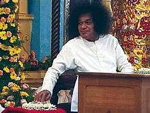 Sathya Sai Baba Inaugurating Radio Sai on His Birthday - 23rd November 2001