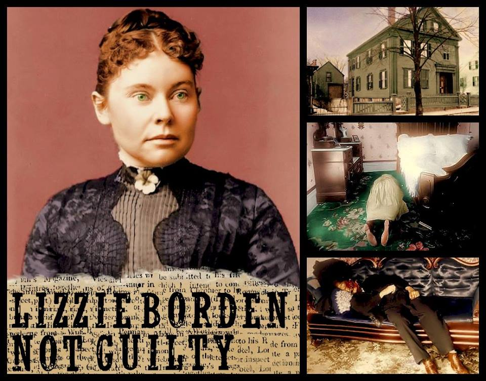 Lizzie borden the national paranormal society