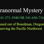 Paranormal Mystery Investigations